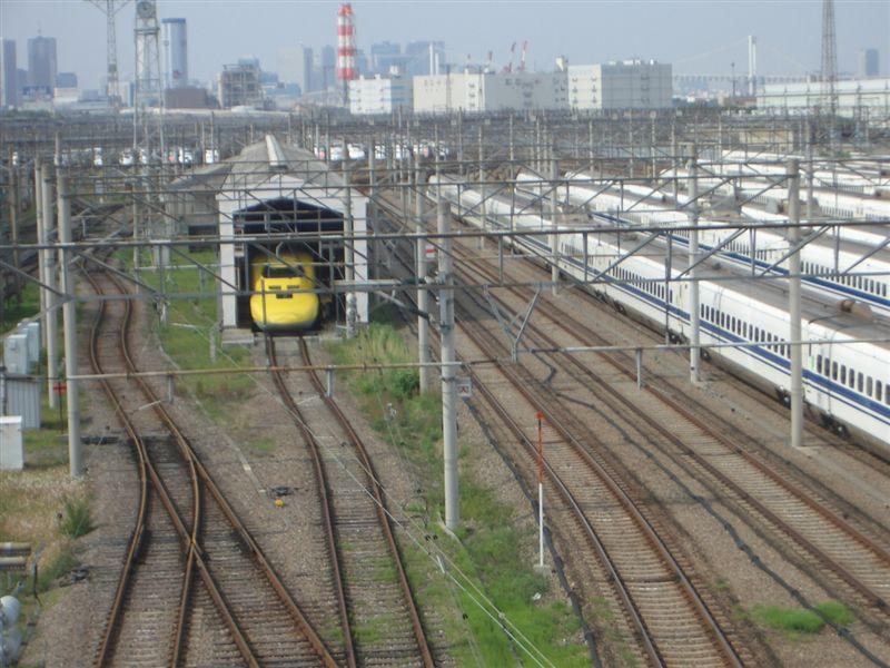 大井新幹線車両基地|おすすめスポット|CAPRI|みんカラ - 車 ...