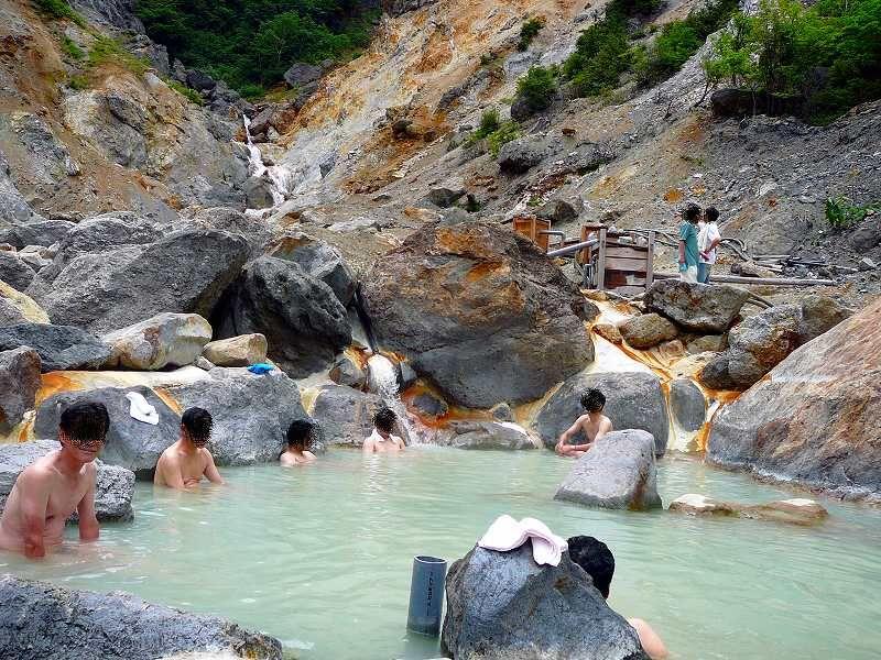 姥湯温泉|おすすめスポット ...