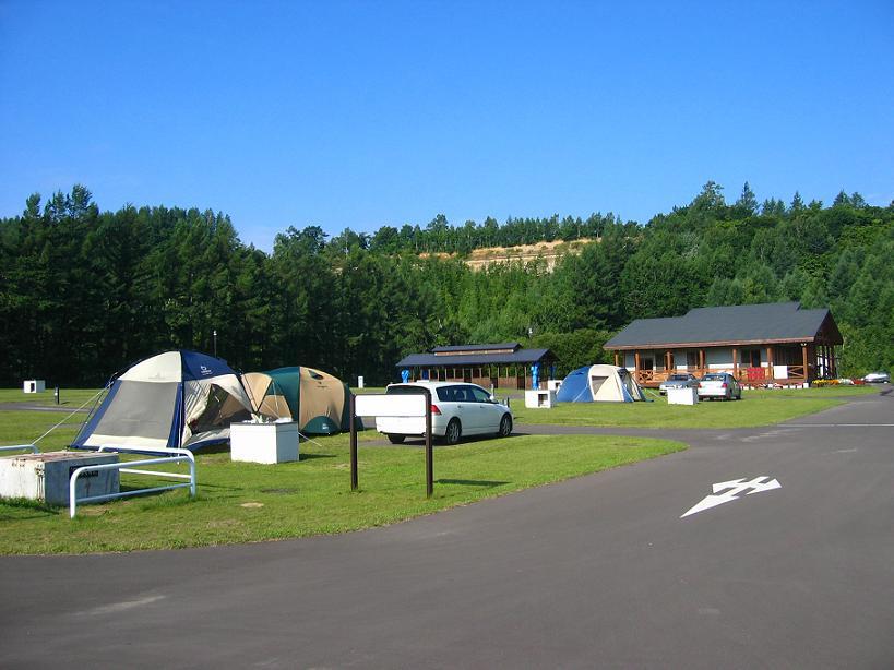 北海道 清里オートキャンプ場 の写真g26355