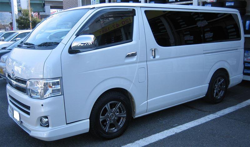 TOYO TIRES トランパスLu2 ハイエースバン/トヨタ パーツ ...