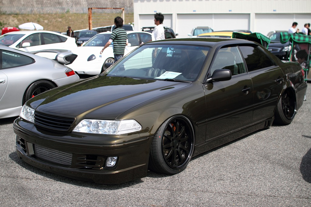 toyota mark 2 tourer