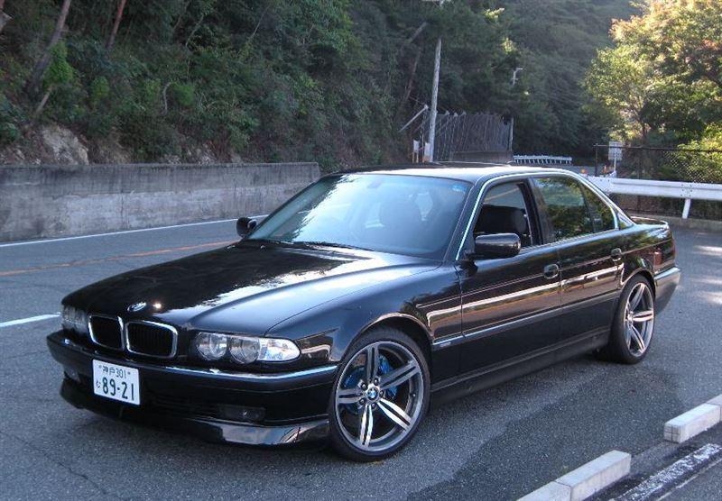 BMW・7シリーズの画像 p1_27