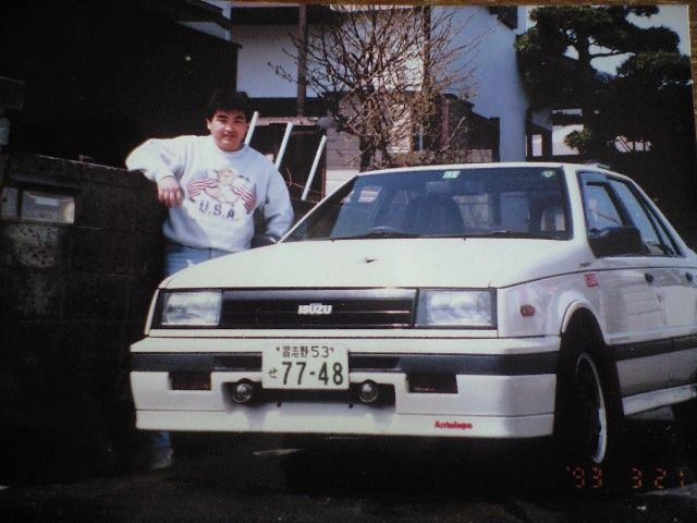 いすゞ・ジェミニの画像 p1_26