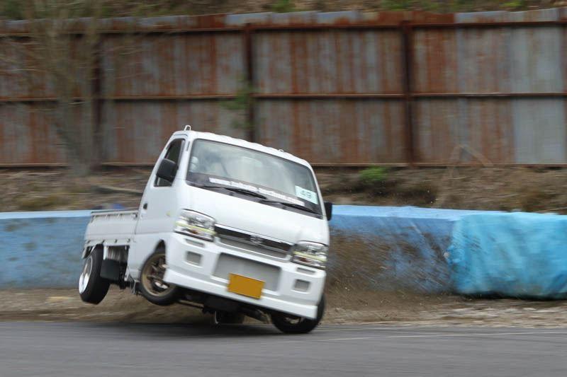Drift Suzuki Carry