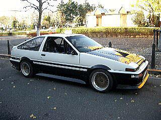 トヨタ・スプリンタートレノの画像 p1_1