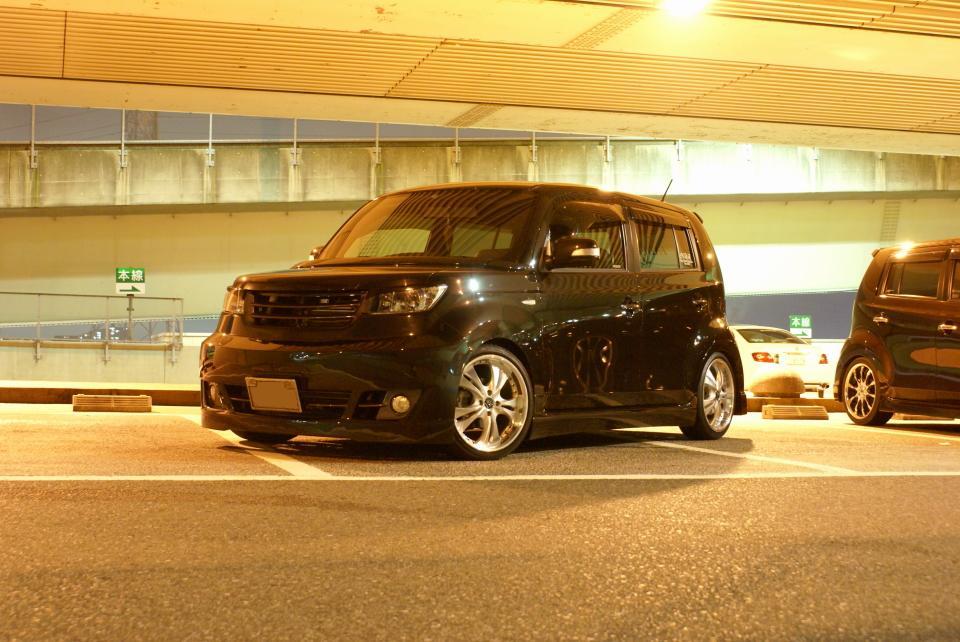 トヨタ・bBの画像 p1_36