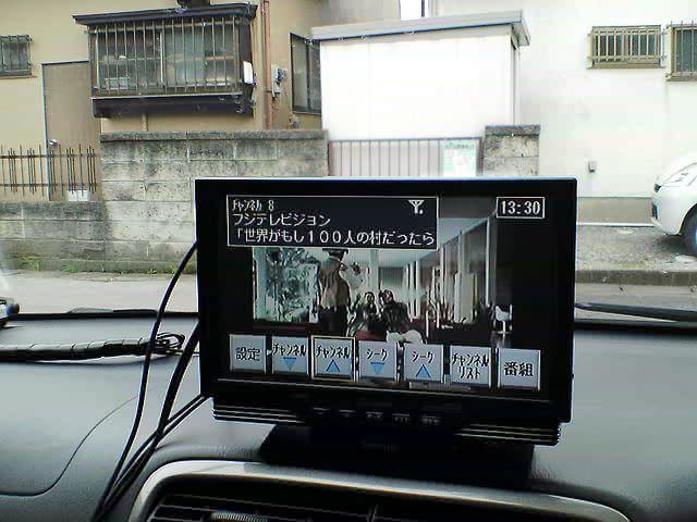 デカゴリラ「NV-HD871DT」設置