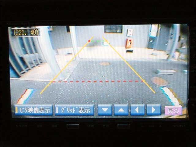 純正ナビであるMMESにPanasonic製バックカメラを接続してみた