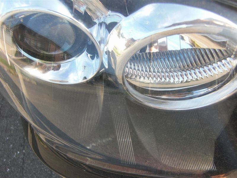 ヘッドライト光軸調整 オートレベリング機構リセット