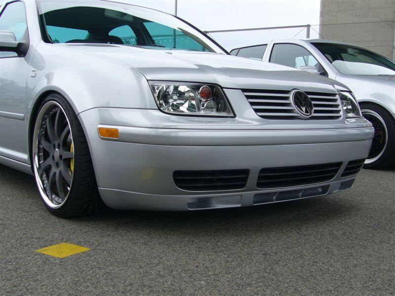 VW純正 USモール&サイドマーカー
