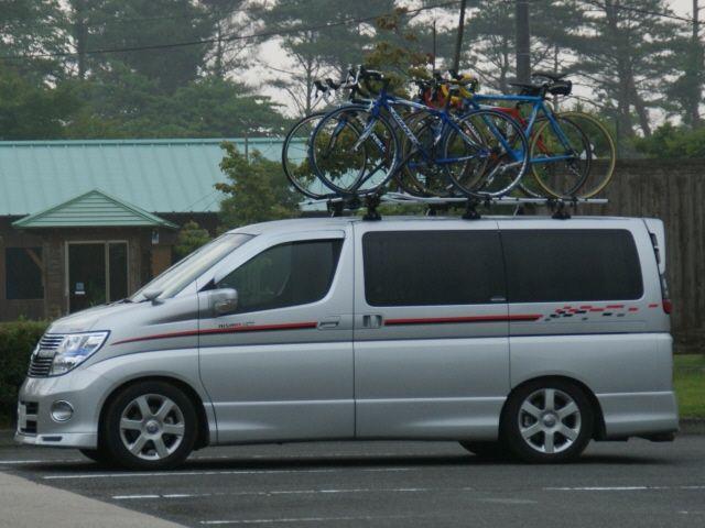 自転車の 自転車 キャリア 背面 : ... ProRide591(サイクルキャリア