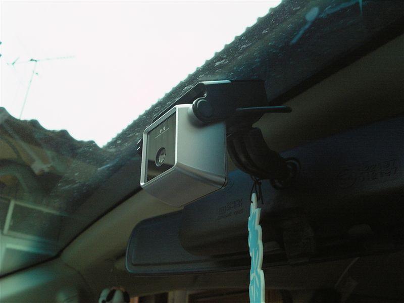 マルハマ ドライブレコーダー搭載GPSレーダー探知機 GDR