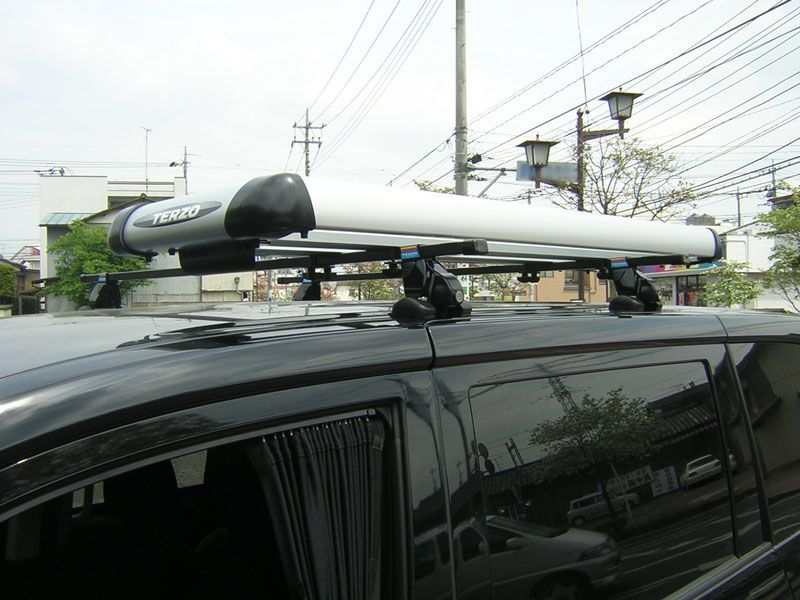 みんカラ Piaa Terzo Roof Rack Carrier ルーフラック ロング Ea309