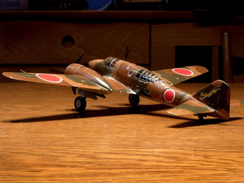 一〇〇式司令部偵察機の画像 p1_11