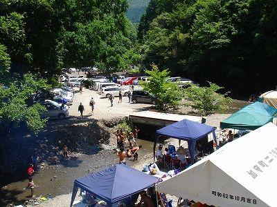 大阪府 光滝寺キャンプ場 の写真g40057