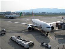 飛行機から飛行機雲を撮る。~JALファーストクラス搭乗記~