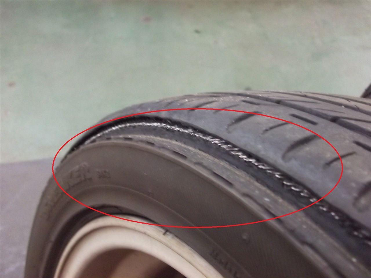 タイヤの空気圧不足|Car Land Baden スタッフブログ|ブログ ...