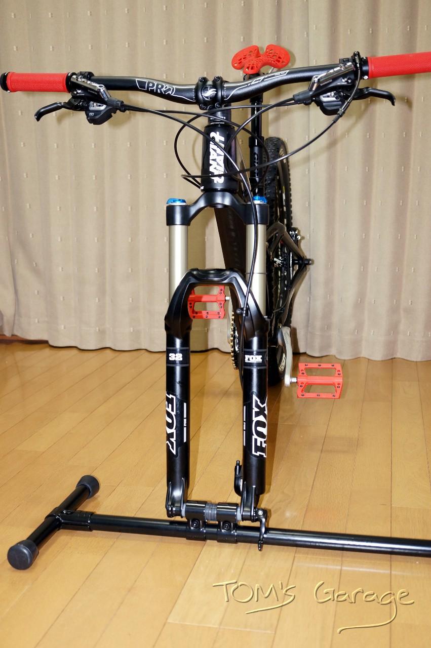 自転車の 自転車 車載 車内 自作 : あと、なぜかもう一本同じTRANCE ...