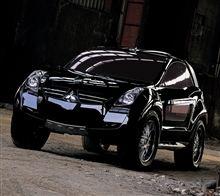 2005 Ital Design Mitsubishi Nessie ・・・・