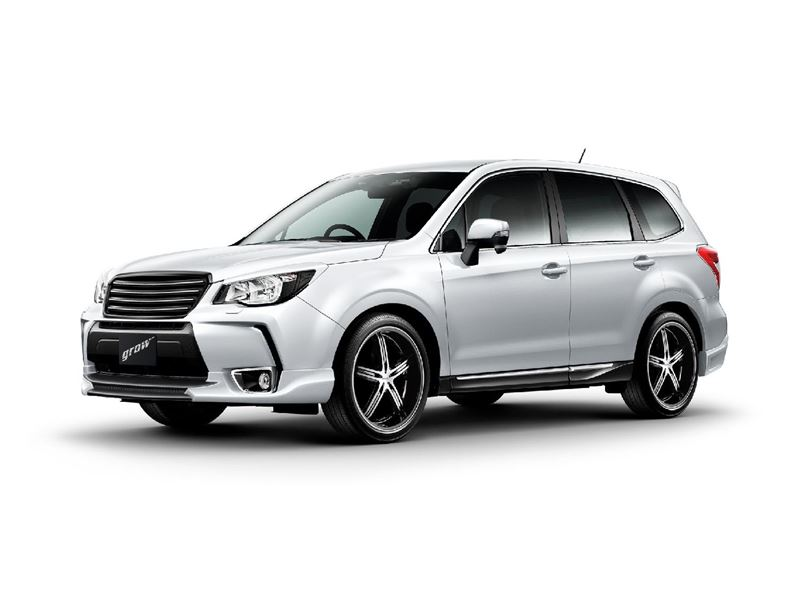 14 18 New Body Kit Is Coming Subaru Forester Owners