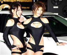 大阪オートメッセを満喫♪ キャンギャル画像掲載♪