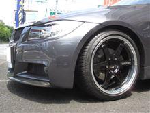 BMW用 TE37-TTA 18インチ