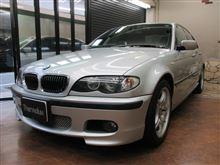 BMW E46/G`ZOXリアルガラスコート加工