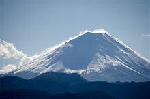 きょうの富士山