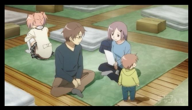 「魔法少女まどか☆マギカ」地上波放送で一部カットされていた。