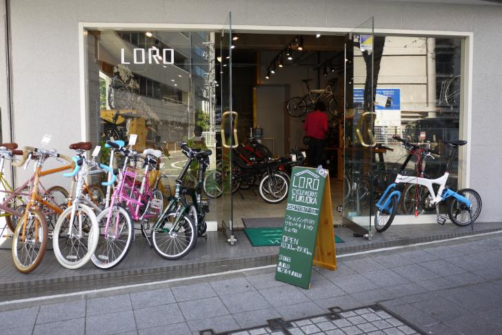 LORO CYCLEWORKS 福岡|JumperSEVEN's ...