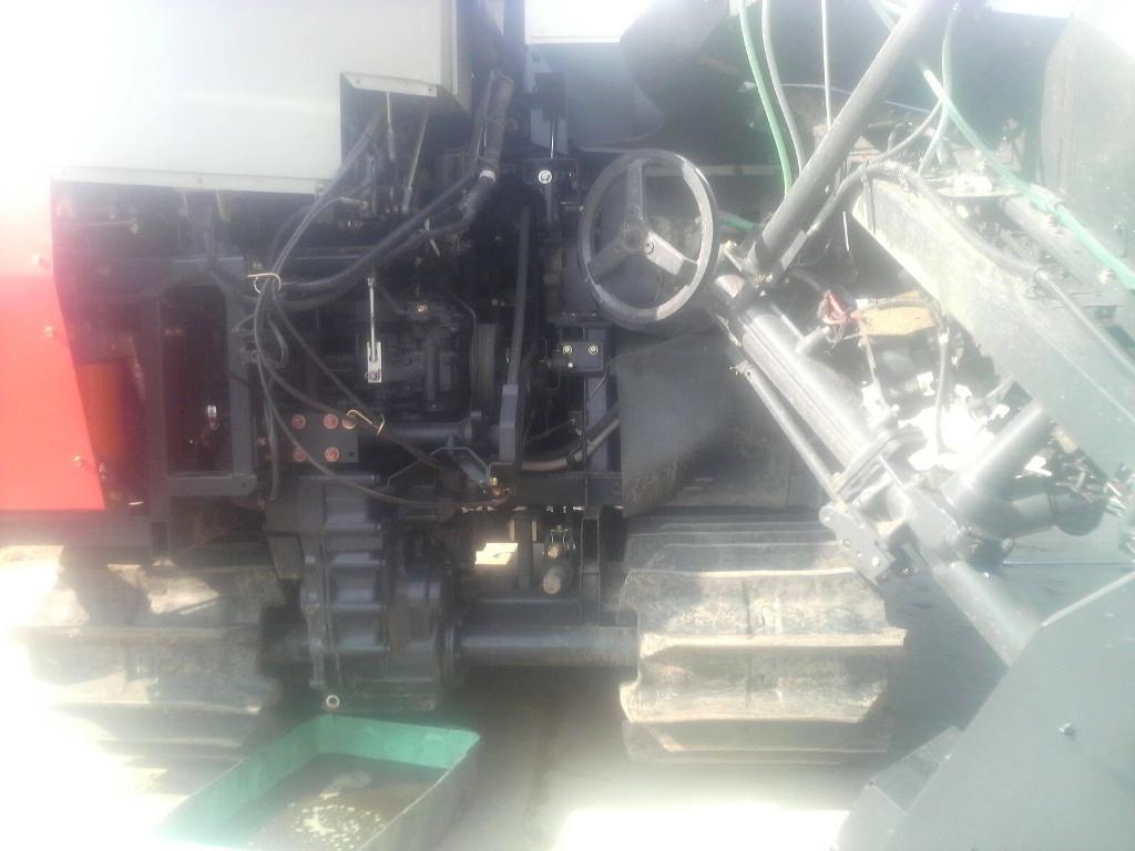ミッションオイル交換(ヤンマーコンバインGC447)
