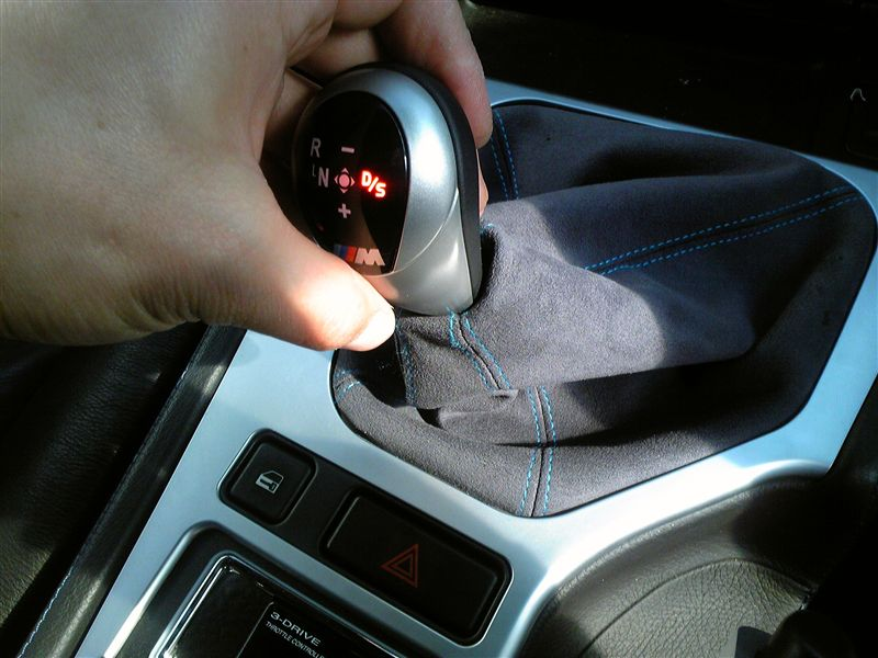 DCT shift knob illimunation pin assignments