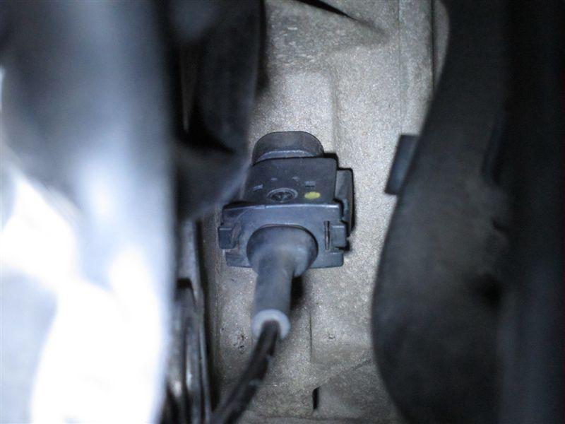 クランク角センサー交換 W210