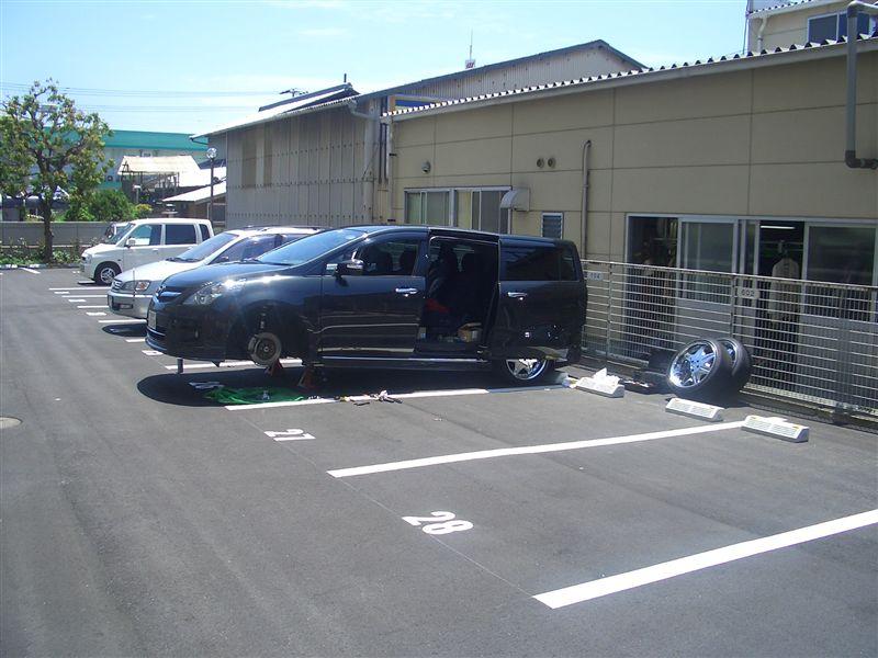 ●ドライブシャフトブーツ交換-その①●