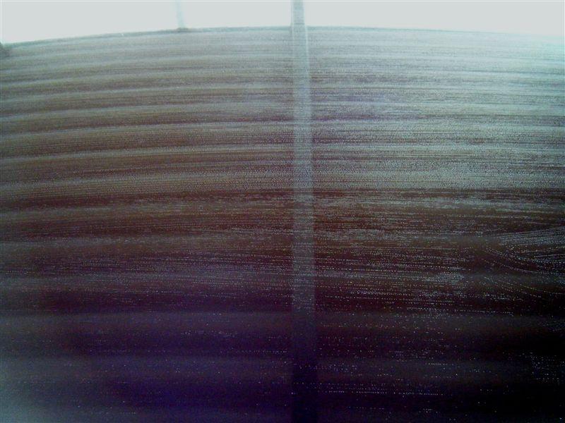 QMIグラスシーラントtype-T メンテナンス その1