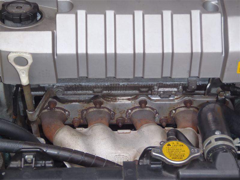 4G64 GDI エンジンオーバーホール [大きい写真で見る]念願のエンジンオーバーホール 68