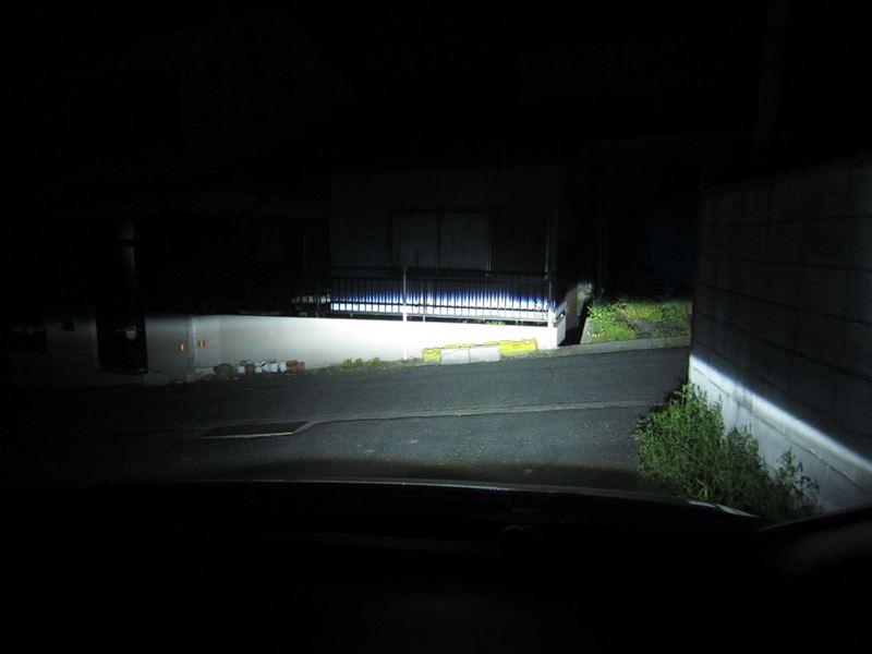 Lo & FOG HID  35W→55W化