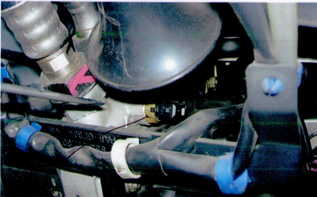 オイル交換と油温センサートラブル対応