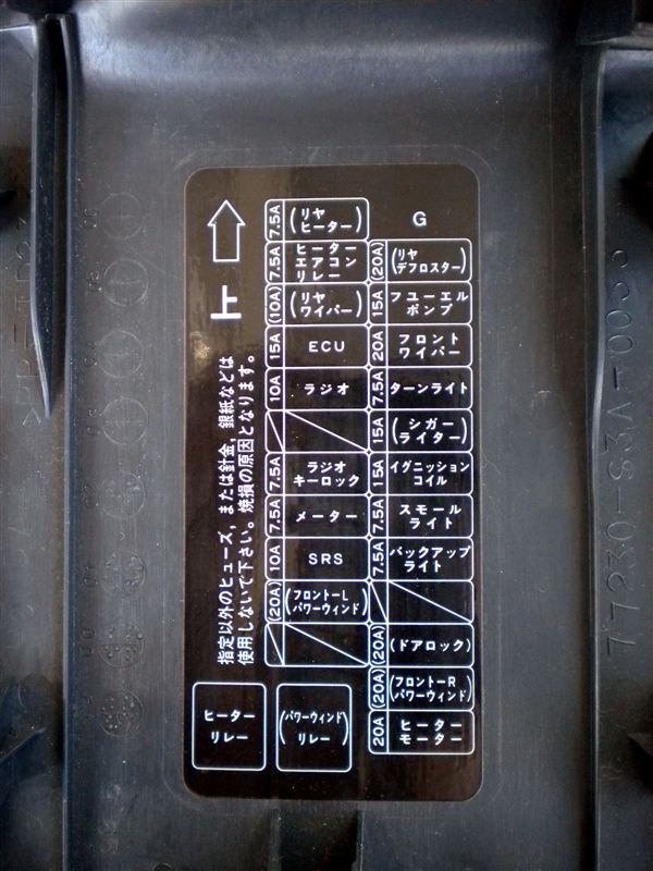 honda car fuse box honda main fuse wiring diagram