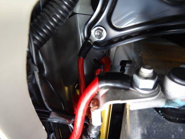 パナソニック ハイブリッド車用補機バッテリー CAOSN-S55D23L/H2の交換