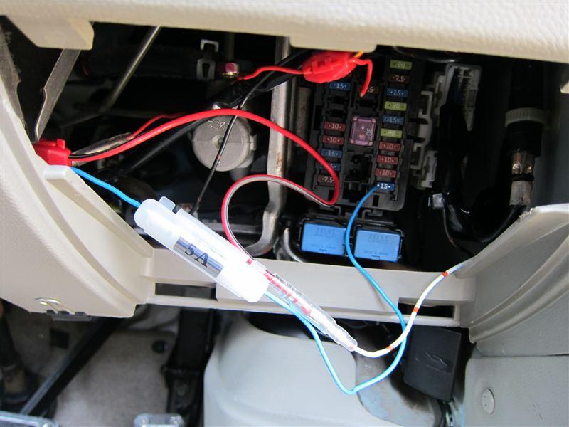 スズキ(純正) ワゴンR純正オプション マイクロアンテナ交換