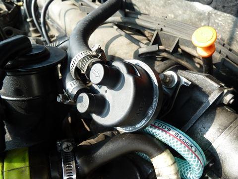 燃料ポンプ(機械式)交換