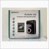PAPAGO GoSafe110 取付