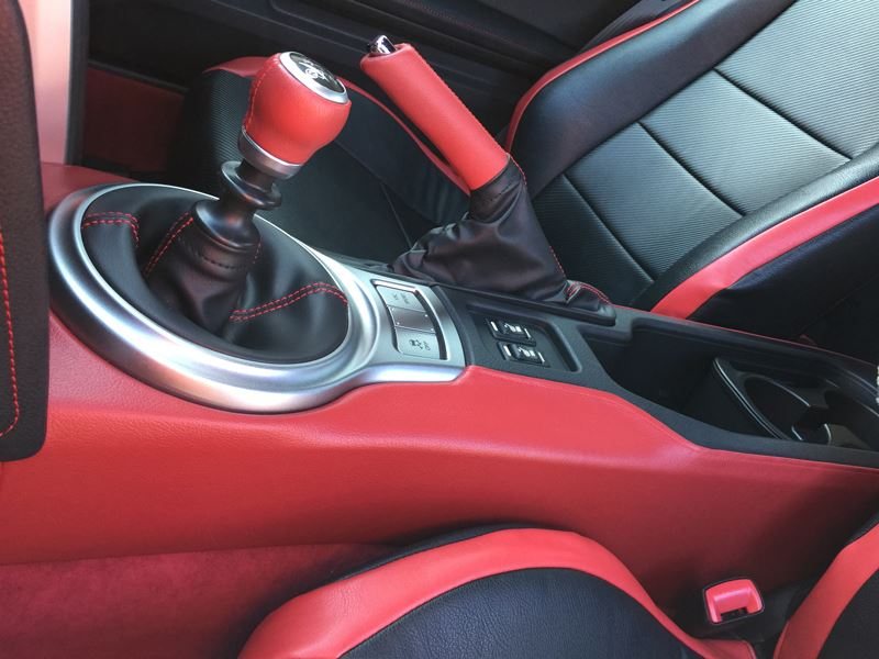 Interior Red Carpet Console Mod Diy Jdm Pics