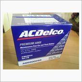 バッテリー交換 ACDelco AMS90D26R
