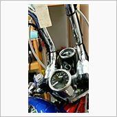 タコメーター 油温計
