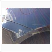 バンパー交換と板金&運転席シートヒーター修理(64600km)