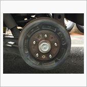 リア ドラム/グリスアップ・塗装