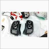 K12 マーチ COBリング&LEDテール製作②