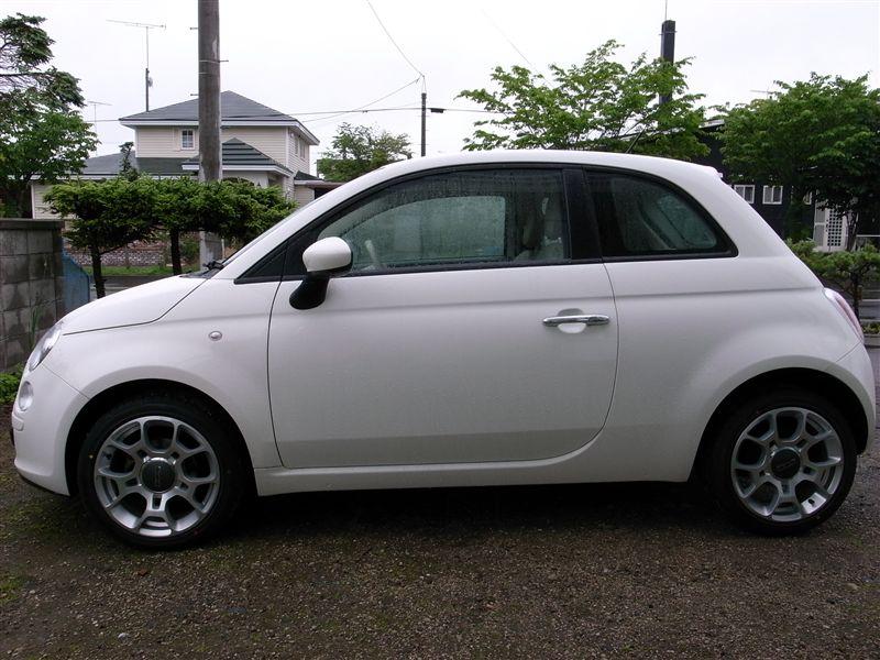 Fiat 500 Sport >> FIAT キットホイール16インチ SPORT|フィアット500 (ハッチバック)/フィアット|パーツレビュー|ボサノバ500|みんカラ - 車・自動車SNS(ブログ・パーツ・整備・燃費)